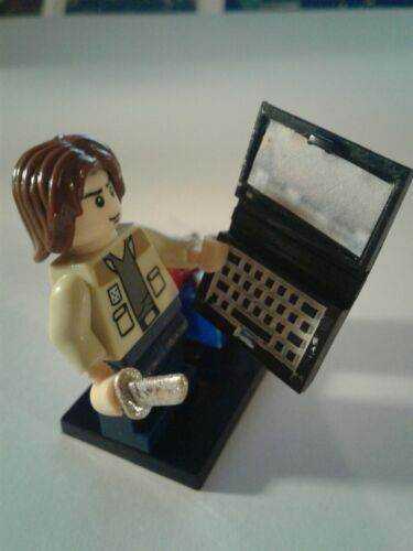 Mini SAM SUPERNATURAL Building Brick Mini-figure -YOUR VERY OWN SAM WINCHESTER