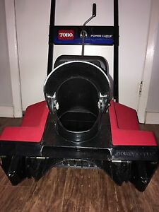 TORO 1800 PowerCurve - Electric Snowblower
