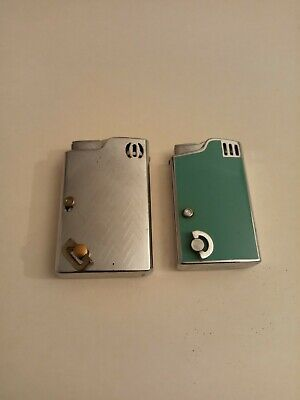 vintage musical lighters 1950s tobacciana