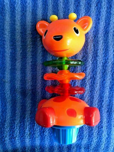 Baby Einstein Around the World Exersaucer Giraffe Bendy Toy  Replacement Part