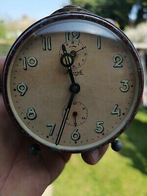 Vintage KIENZLE alarm clock
