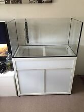 Modern Fish tank and cabinet 200L Pagewood Botany Bay Area Preview