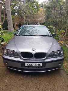 BMW 318i 2004 Mount Colah Hornsby Area Preview