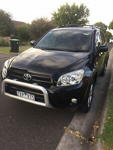 2008 Toyota RAV4 Dandenong North Greater Dandenong Preview