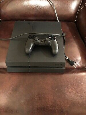 SONY PlayStation 4 CUH-1215A Console 500 GB w/ Controller PS4 FREE SHIP