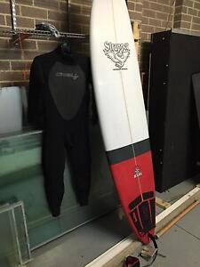 "7'6"" mini mal surfboard Ocean Grove Outer Geelong Preview"