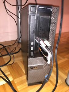 DELL OPTIPLEX 3020 MINI GAMING/WORK PC DESKTOP