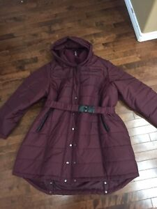 Addition Elle Plus Size Winter Coat