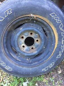ROUES FORD 50-60