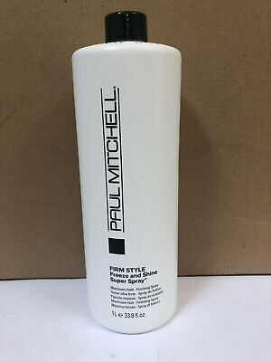 Paul Mitchell Firm Style Freeze & Shine Super Spray 33.8 Oz,  Fast Shipping