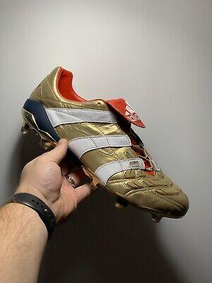 Adidas Predator Accelerator FG x Zidane Football Boots (Pro Edition) Size 7