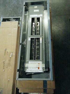 Cutler Hammer Eaton Ezb2060r Prl3a Panel Board 400a -208v-3 Ph Tub Int. Cover