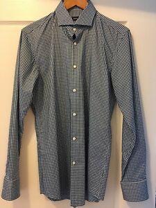 Hugo Boss dress shirt size 15.5