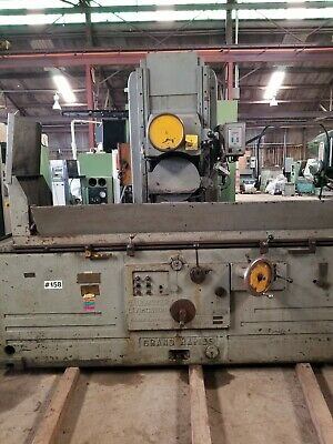 Gallmeyer Livingston 14 X 48 Surface Grinder With Magnetic Chuck Control