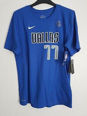 Juniors NBA Nike Dri-Fit Dallas Doncic Luka Top Size:XL>New