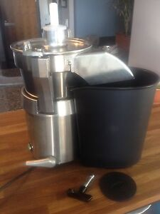 Commercial Juicer Buy & Sell Items, Tickets or Tech in Ontario Kijiji Classifieds