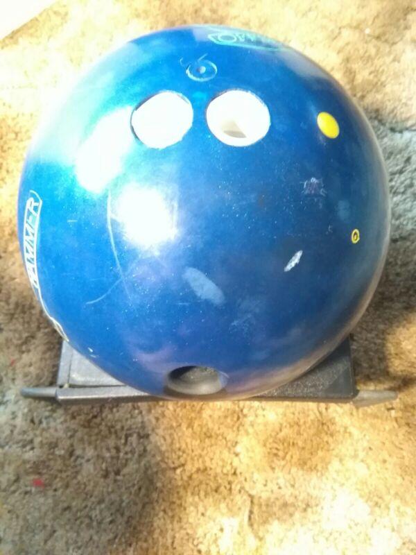 Hammer Maxxx 3D Offset Bowling Ball 16lb