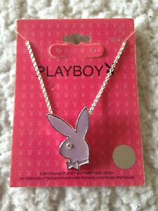 New Playboy Necklace with Crystal Eye