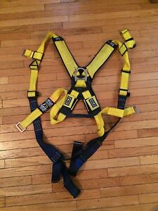 XXL Fall Protection Harness DBI SALA