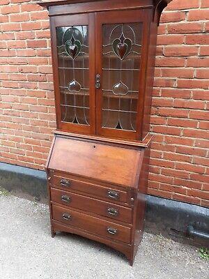 Vintage bureau cabinet