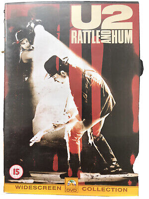U2 - Rattle and Hum (DVD, 2001)
