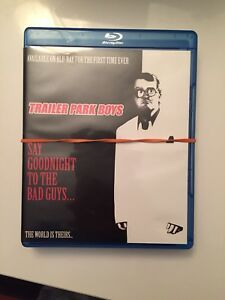 Trailer park boys Blu-ray set of three movies