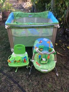 Fisher and price rainforest set Cabramatta West Fairfield Area Preview