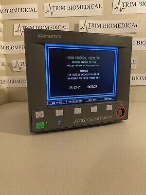 Somanetics Invos 5100 Adult Pediatric Cerebral Oximeter