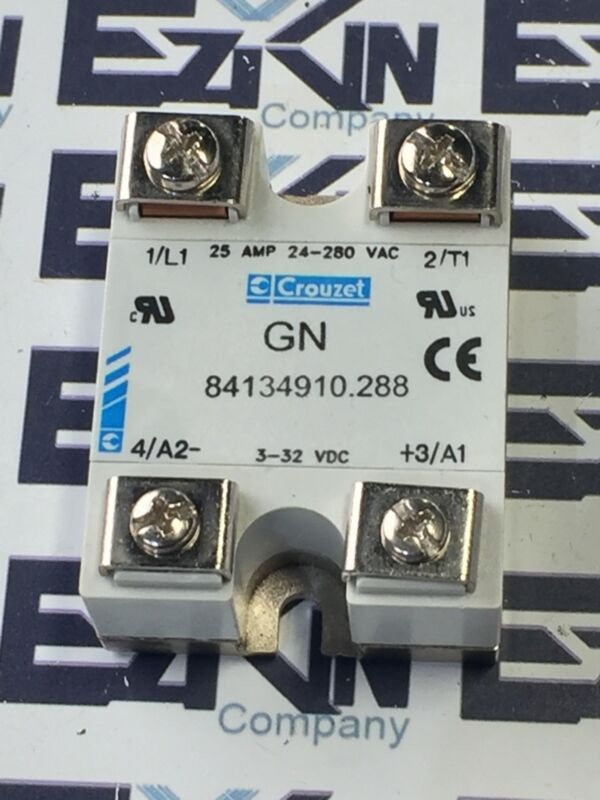 CROUZET 84134910.288 SOLID STATE RELAY