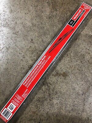 """(1) MOTORCRAFT WW-2000-PC 20"""" REPLACEMENT WINDSHIELD WIPER BLADE EASY TO INSTALL"""