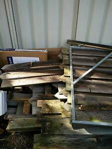 Treated wooded fence pieces Blacktown Blacktown Area Preview