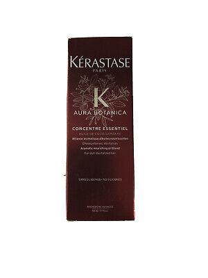Kerastase Aura Botanica Concentre Essentiel Aromatic Nourishing Oil Blend 50ml