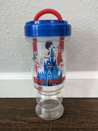 Walt Disney World Mickey Mouse Sports Water Bottle 32oz. Magic Kingdom Coca Cola