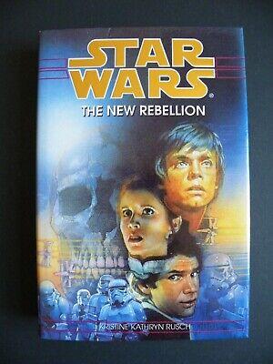 Star Wars The New Rebellion Hardback Novel