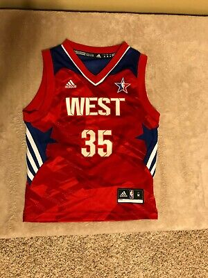 Kevin Durant 35 Adidas NBA West All Star Game Jersey 2013 Toddler MEDIUM
