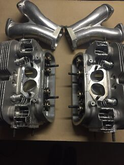 VW Type 1 CB Performance CNC Wedgeport heads Newton Campbelltown Area Preview