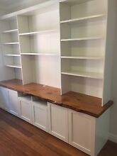 Australian Hardwood Bench Tops, shelves, Bar Tops and vanity tops. Strathfield South Strathfield Area Preview