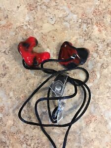 Custom Fit Ear Plugs for Working, Sleeping and Hunting