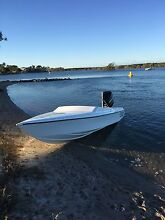 21FT MILLENNIUM SPEED BOAT 225HP MERC 2100SO HAINES HUNTER HULL Hope Island Gold Coast North Preview