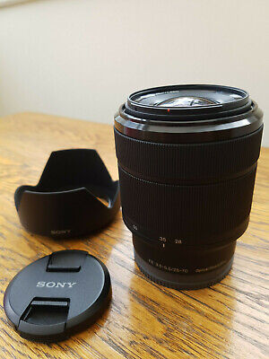 Sony 28-70mm F/3.5-5.6 Zoom Lens - Sony FE mount - MINT CONDITION
