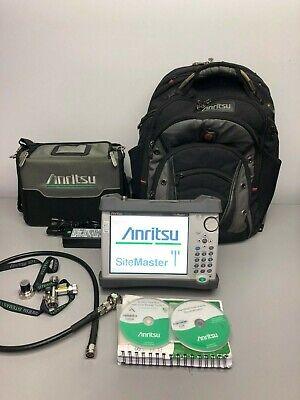 Anritsu Master S331e Cable Antenna Analyzer Sitemaster