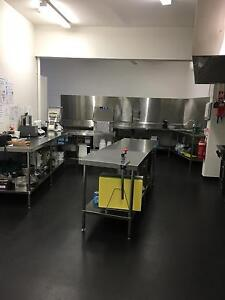 COMMERCIAL KITCHEN AND SHOP - ASSIGNMENT OF EXISTING LEASE Newton Campbelltown Area Preview