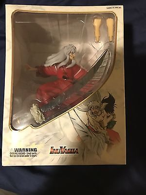 Inuyasha Collectors Figure( Seven 7 Deluxe Box Set) Rare