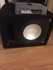 10 inch Infinity Subwoofer For Sale