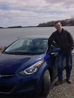 Rideshare from Kingston ON to Fredericton/Oromocto NB