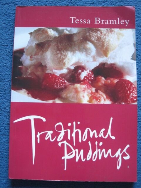 Traditional Puddings by Tessa Bramley paperback book, 1997 - good condition