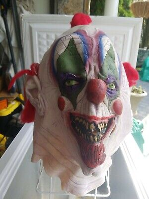 Adult Clown collegeville oversized Costume Mask 50% off final sale
