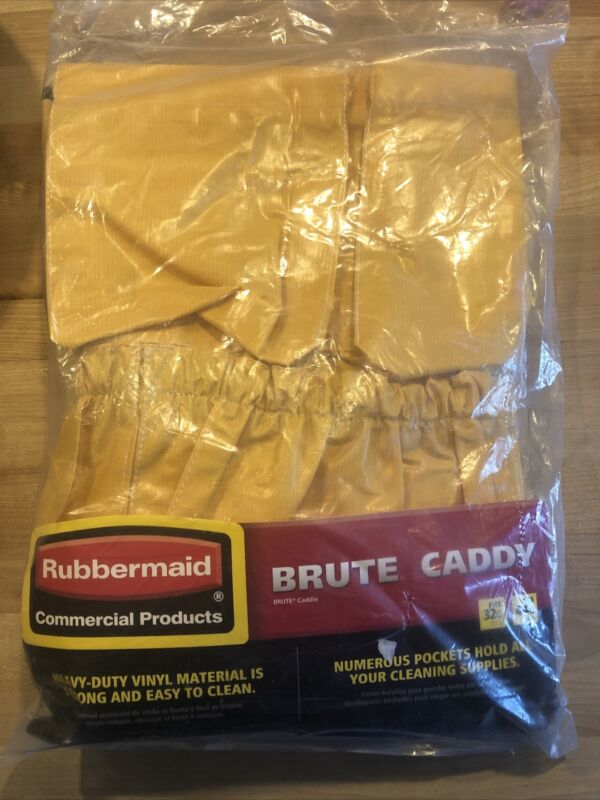 Rubbermaid Commercial Grade Caddie for BRUTE 32 & 44 Gallon Cans Free Shipping