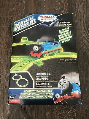 Thomas & Friends Track Master Glowing Track Pack (15 Track Pieces) - New
