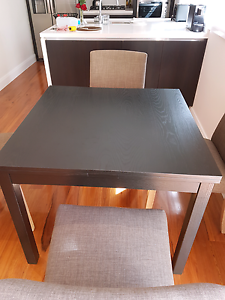 Extendable dining table Henley Hunters Hill Area Preview